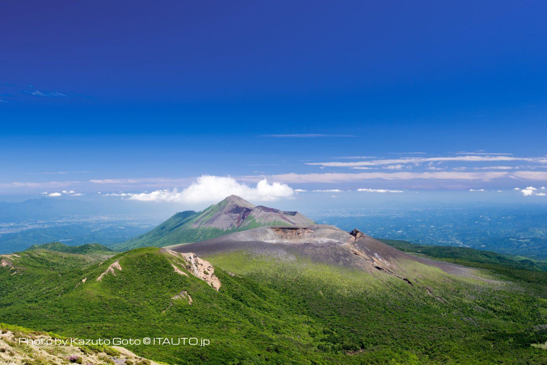 霧島 韓国岳 2017年