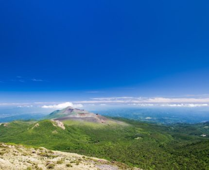 韓国岳フォトトレッキング